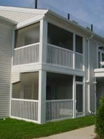 screened-in porches & decks